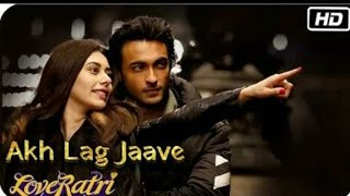 Akh Lad Jaave Female Version Whatsapp Status   Loveratri   Asees Kaur Jubin Nautiyal