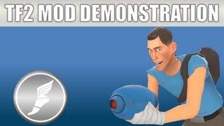 getlinkyoutube.com-TF2 Mod Weapon Demonstration: The MegaBuster