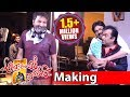 Attarintiki Daredi Movie Making || Drama Making Scene