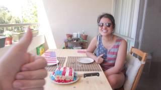 getlinkyoutube.com-Lorena's First 4th of July in USA