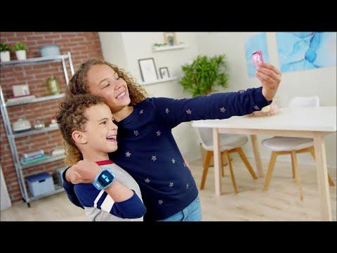 Tobi Robot Kids Smartwatch – Pink