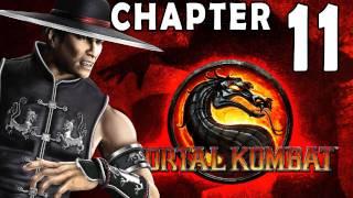 getlinkyoutube.com-Mortal Kombat 9 - Chapter 11: Kung Lao 1080P Gameplay / Walkthrough