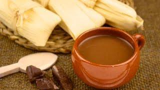 getlinkyoutube.com-Champurrado  receta original