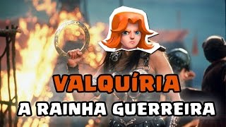getlinkyoutube.com-Valquíria: aprenda a dar 3 estrelas em cv9 com essa incrível guerreira!