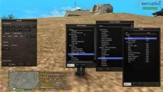 getlinkyoutube.com-DxInfo + Chat + JoinQuit + Radar + Hud + Paraquedas - DEMO