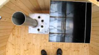 download video http zeltofen zeltofen aufbau. Black Bedroom Furniture Sets. Home Design Ideas