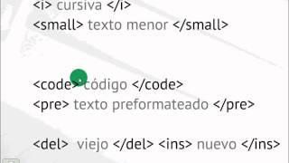 Curso de HTML - Capítulo 4: Estructura de una Página Web