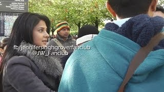 getlinkyoutube.com-JW FC Exclusive||Video from London Shoot of Saraswatichandra April 2014.
