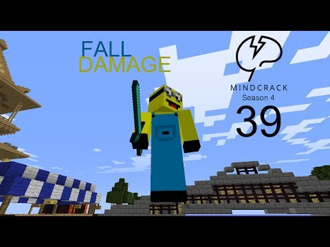Fall Damage (mindcrack 4) - 39 - Roofs and Owls
