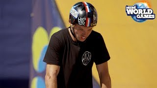 Ryan Williams: Scooter Redemption at Nitro World Games 2017