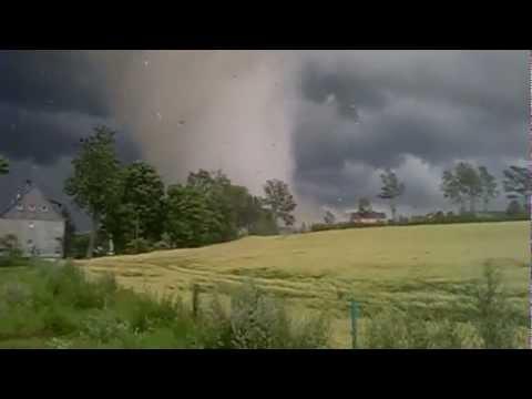 Tornado, 14.08.2012 Barlewiczki, Poland