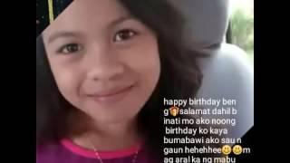 getlinkyoutube.com-A 12 birthday of Lyca Jane Gairanod wew