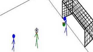 getlinkyoutube.com-Stickman soccer