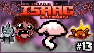 getlinkyoutube.com-The Binding of Isaac: Afterbirth - Shrink Ray! (Episode 13 - Greed Mode)