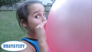Biggest Bubble Ever? (WK 192.2) | Bratayley