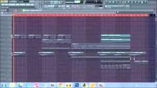 getlinkyoutube.com-Cheb Hasni - Matebkiche Gouli Da Mektoubi Instrumental By Hicham  -Fl Studio 11-