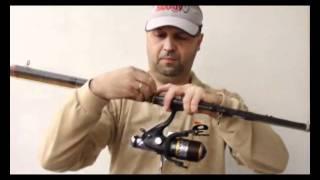 getlinkyoutube.com-Ribolov # 267 Kako sklopiti vrh fider štapa