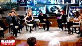 getlinkyoutube.com-Criminal Minds Cast on The Talk Part 1
