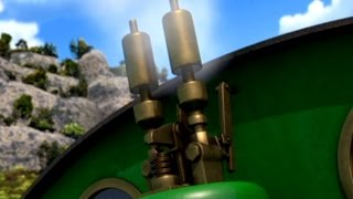getlinkyoutube.com-Thomas & Friends CGI Characters Whistles and Horns Collection
