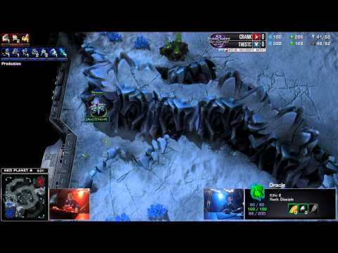 Crank vs TheSTC - Game 1 - WCS AM Premier Ro16 Group B
