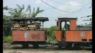 getlinkyoutube.com-Sugar mill railways of Java; Episode 1 : Tersana Baru