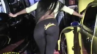 Promotoras Motor Show 2009 El Garage TV