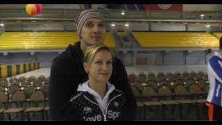 getlinkyoutube.com-Tatiana Volosozhar Maxim Trankov -   Star history (Russian TV)