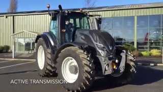 Valtra T4 roadshow at Newark Showground - for info contact Chandlers Valtra Specialist Martin Jarvis