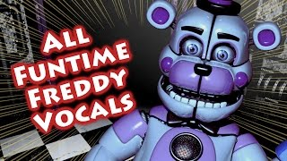 getlinkyoutube.com-ALL FUNTIME FREDDY VOICE LINES | Custom Night & Night 2 Sister Location | With Captions