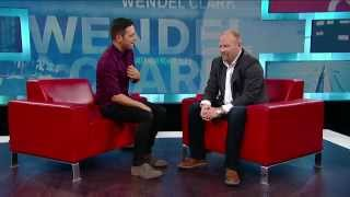 getlinkyoutube.com-Wendel Clark on George Stroumboulopoulos Tonight: INTERVIEW