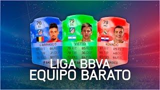 getlinkyoutube.com-FIFA 16 | EQUIPO BARATO - LIGA BBVA