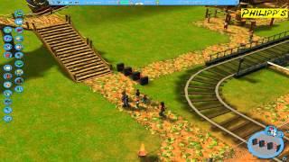 getlinkyoutube.com-Let´s Play Roller Coaster Tycoon 3 #030: Endlich CSO [DEUTSCH/GERMAN]