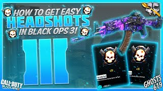getlinkyoutube.com-How To Get Easy Headshots in Black Ops 3 (How to get Dark Matter and Diamond Faster)