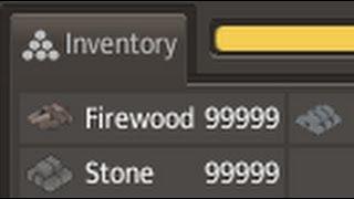 getlinkyoutube.com-Banished - INFINITE RESOURCE CHEAT (firewood, metal, stone and more)