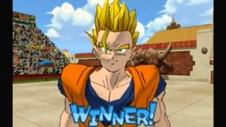 getlinkyoutube.com-[PS2] Dragon Ball Z Budokai 2 (World Tournament)