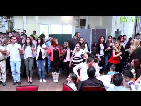 Ida Sersale 2014 Oldenburg - Part 9/Malek Samo - Mala Ezidiya - Jiyan Video