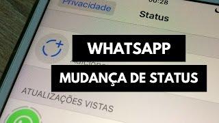 getlinkyoutube.com-Ilanc  - Veja o que mudou no status Whatsapp !