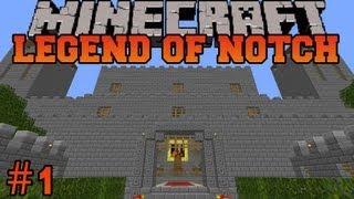 getlinkyoutube.com-Minecraft: The Legend of Notch - Episode 1