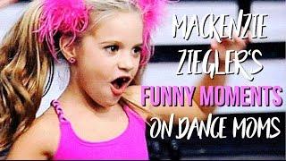 getlinkyoutube.com-Mackenzie Ziegler's Funny Moments on Dance Moms