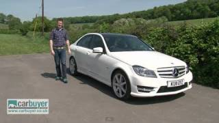 getlinkyoutube.com-Mercedes C-Class saloon (2011-2014) review - CarBuyer