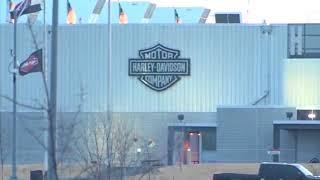 Harley Davidson planea cerrar la planta de ensamblaje de motocicletas en Kansas City