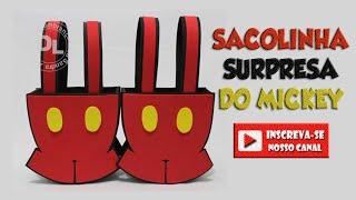getlinkyoutube.com-DIY sacolinha surpresa  do Mickey em EVA