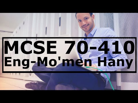08-MCSE 70-410 (Installing and Configuring Windows Server 2012) (Implementing IPv6) By Mo'men Hany
