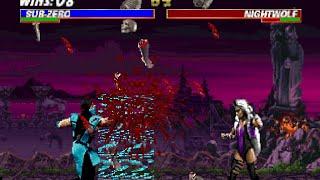 getlinkyoutube.com-[TAS] MORTAL KOMBAT TRILOGY (N64) Shang Tsung