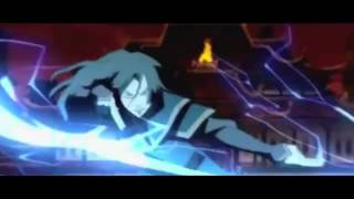 Azula VS Zuko Final Agni Kai