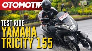 getlinkyoutube.com-Test Ride Yamaha Tricity 155