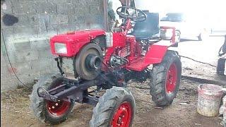 getlinkyoutube.com-รถไถนาเอนกประสงค์ tractor modified