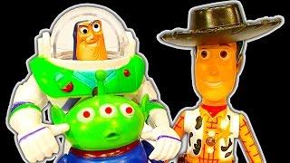 getlinkyoutube.com-Toy Story Dark Side Knock Off Toys 1 Amazing Lego Transformers Jet TNT Special