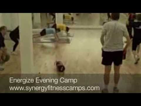 Energize Evening Camp