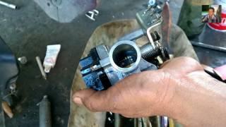 Cara Menservis Motor Yamaha Jupiter Z1